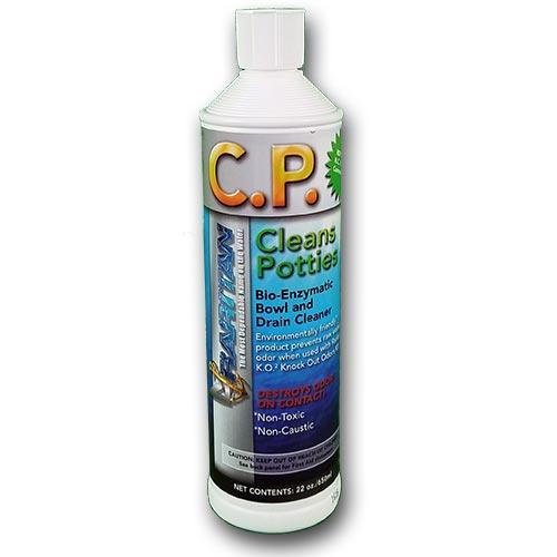 Image of C.P. Cleans Potties
