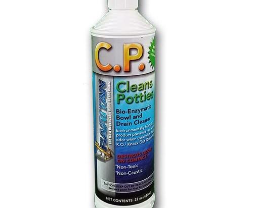 C.P. Cleans Potties