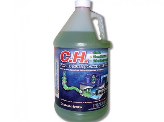 C. H. Cleans Hoses