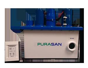 Purasan Ex Treatment System