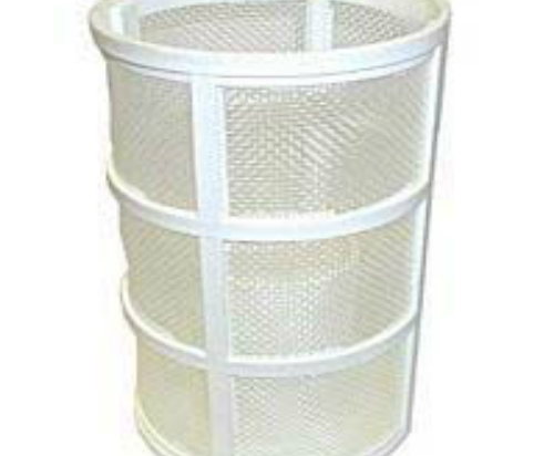 Raw Water Strainer Basket