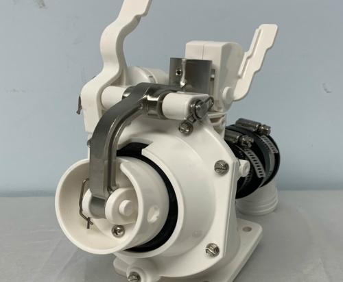 Fresh Head Pump Assembly